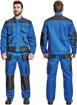 Obrázek z Fridrich & Fridrich CARL BE-01-002 Montérková blůza modrá