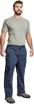 Obrázek z Cerva LAGAN Pánské kalhoty do pasu modré