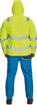 Obrázek z Cerva MONTROSE HV Reflexní zimní bunda žlutá