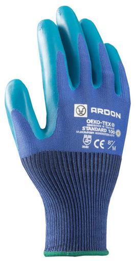 Obrázek z ARDON GREEN TOUCH Pracovní rukavice