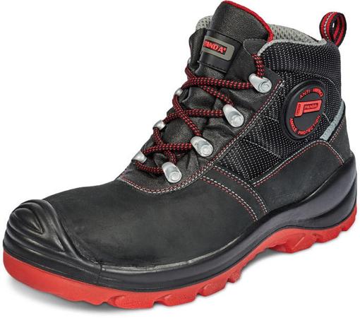 Obrázek z PANDA MUSA MF S3 SRC Pracovní kotníková obuv