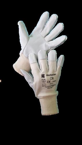 Obrázek z BAN MECHANIK PLUS 03094 Kombinované pracovní rukavice