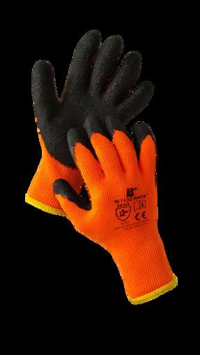 Obrázek z BAN WOLF W1100 Máčené zateplené rukavice
