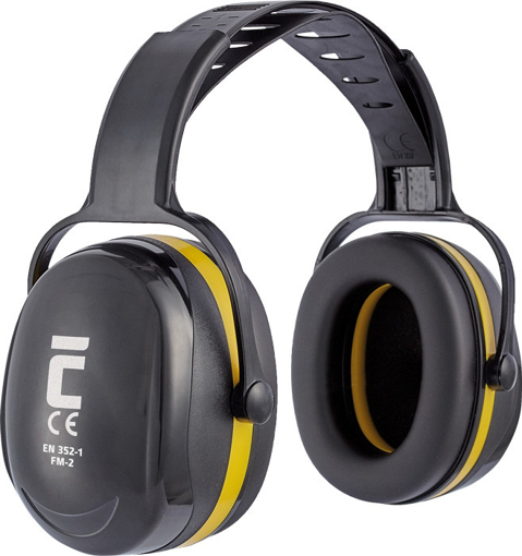 Obrázek z Cerva FM-2 33 dB Chrániče sluchu