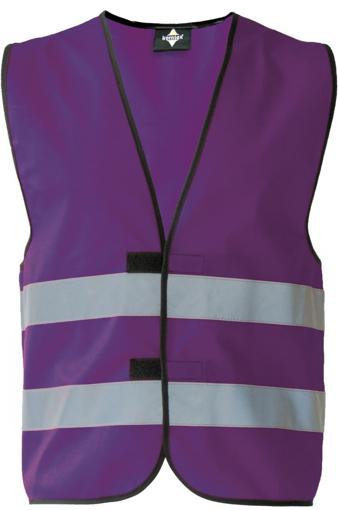 Obrázek z Korntex KXFW Reflexní vesta violet