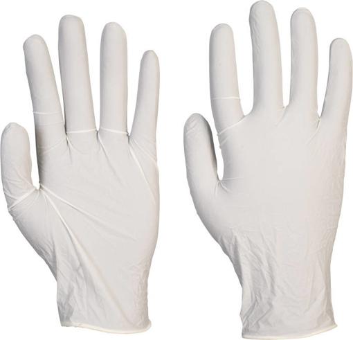 Obrázek z Dermik LB53 Pracovní jednorázové rukavice