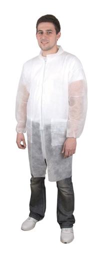 Obrázek z Ardon SPP PEPE Ochranný plášť bílý