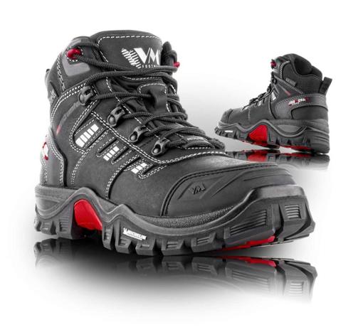 Obrázek z VM BUFFALO 7130-O2 Pracovní obuv