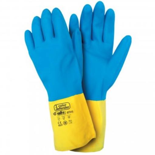 Obrázek z Industrial Starter Bicolor Defender 07315 Pracovní rukavice