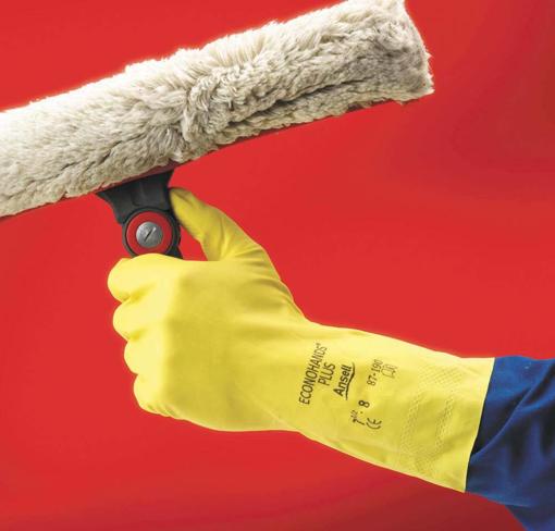 Obrázek z Ansell Econohands Plus 87-190 Pracovní rukavice