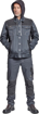 Obrázek z Cerva NEURUM CLASSIC Pracovní bunda s kapucí antracit