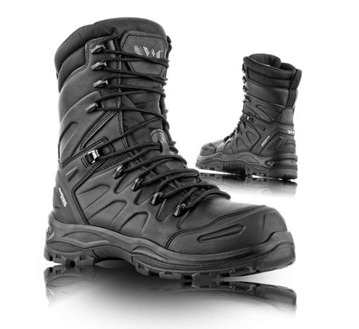 Obrázek z VM MILANO 6480-O2 Pracovní holeňová obuv