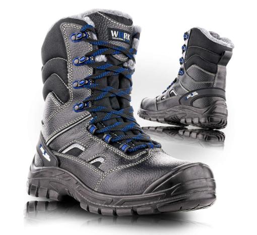 Obrázek z VM SHEFFIELD 2890-O1W Pracovní obuv - zimní