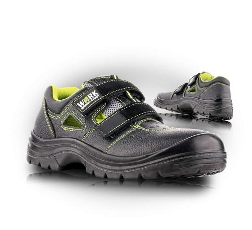 Obrázek z VM UPPSALA 3235-O1 Pracovní sandál