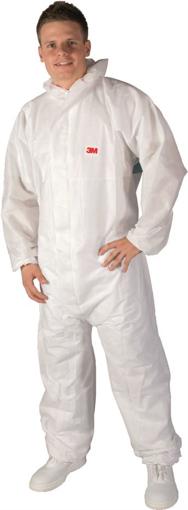 Obrázek z 3M 4520 Ochranný oblek bílý