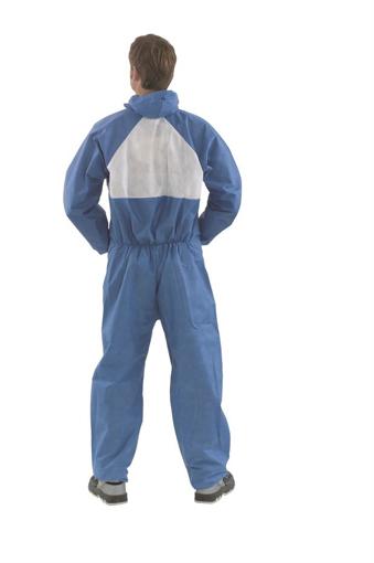 Obrázek z 3M 4530 Ochranný oblek modrý