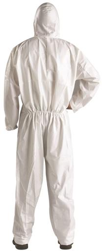 Obrázek z 3M 4510 Ochranný oblek bílý