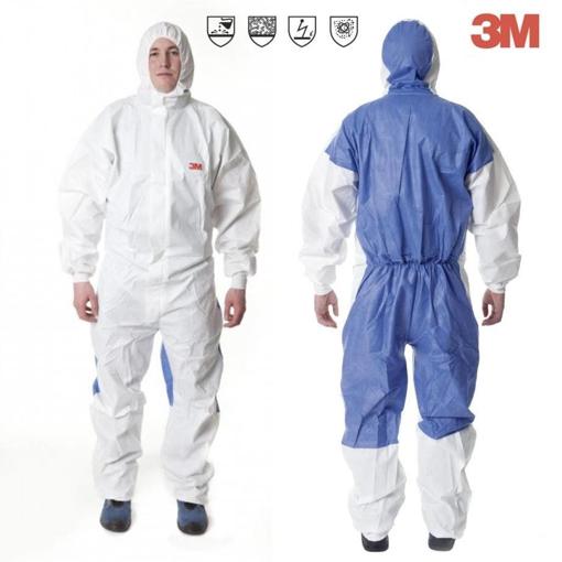 Obrázek z 3M 4535 Ochranný oblek bílý