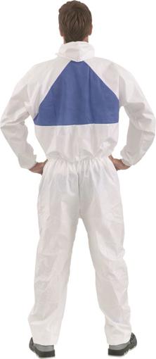 Obrázek z 3M 4540 Ochranný oblek bílý