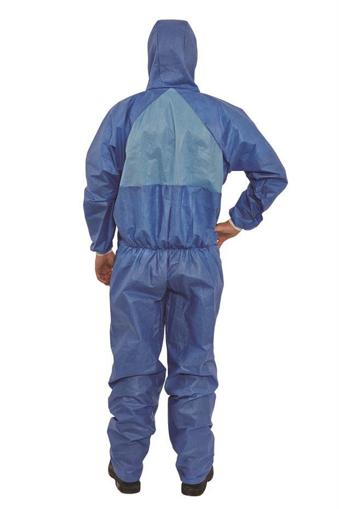 Obrázek z 3M 4532+ Ochranný oblek modrý