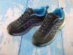 Obrázek z ARDON BLOOM BLACK / BLUE Outdoor obuv
