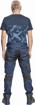 Obrázek z Cerva NEURUM CLASSIC Pracovní kalhoty do pasu navy
