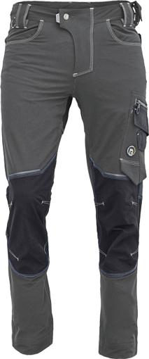 Obrázek z Cerva NEURUM PERFORMANCE Pracovní kalhoty do pasu antracit