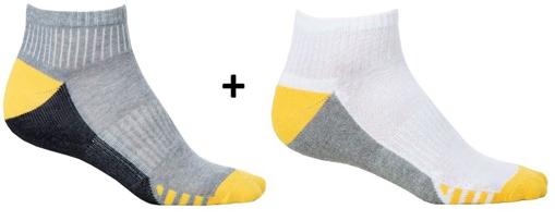Obrázek z ARDON DUO YELLOW Ponožky, 2 páry