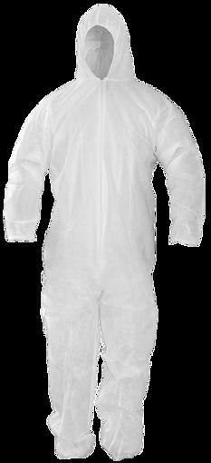 Obrázek z CONRIL Ochranný oblek bílý