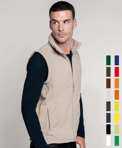 Obrázek z Kariban K913 Pánská fleecová vesta