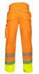 Obrázek z ARDON SIGNAL Pracovní kalhoty do pasu oranžové zkrácené