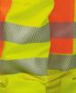 Obrázek z ARDON SIGNAL Pracovní kalhoty s laclem oranžové zkrácené
