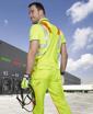 Obrázek z ARDON SIGNAL Pracovní kalhoty s laclem žluté prodloužené