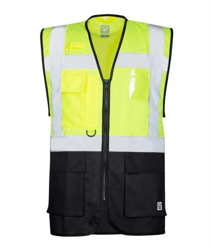 Obrázek z ARDON SIGNAL Reflexní vesta žlutá