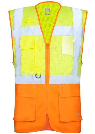 Obrázek z ARDON SIGNAL Reflexní vesta žluto - oranžová