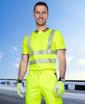 Obrázek z ARDON SIGNAL Reflexní triko žluté