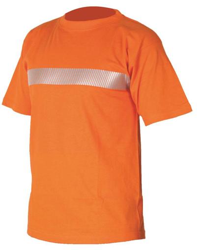 Obrázek z ARDON XAVER Reflexní triko oranžové