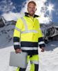 Obrázek z ARDON HI-VIZ Reflexní zimní bunda žlutá