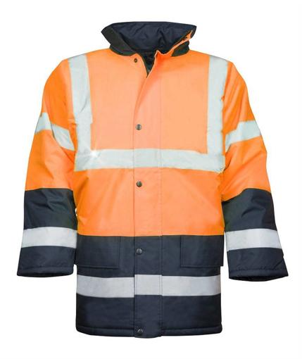 Obrázek z ARDON HI-VIZ Reflexní zimní bunda oranžová