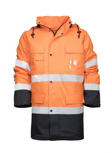 Obrázek z ARDON MAXWELL Reflexní zimní bunda oranžová
