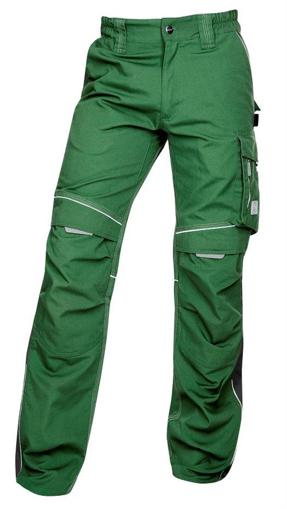 Obrázek z ARDON URBAN Pracovní kalhoty do pasu zelené prodloužené