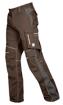 Obrázek z ARDON URBAN Pracovní kalhoty do pasu hnědé prodloužené