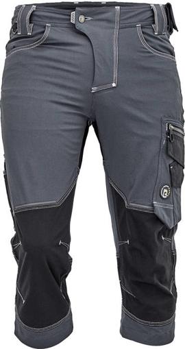 Obrázek z Cerva NEURUM PERFORMANCE Pracovní 3/4 kalhoty antracit
