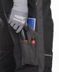 Obrázek z ARDON URBAN Pracovní kalhoty do pasu černo-šedé