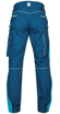 Obrázek z ARDON URBAN Pracovní kalhoty do pasu modré zkrácené