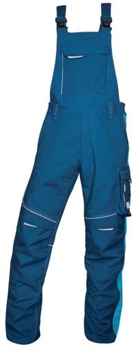 Obrázek z ARDON URBAN Pracovní kalhoty s laclem modré