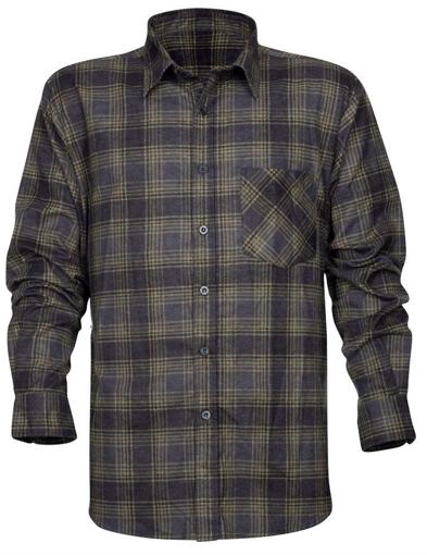 Obrázek z ARDON URBAN Flanelová košile černá