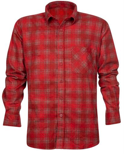Obrázek z ARDON URBAN Flanelová košile červená