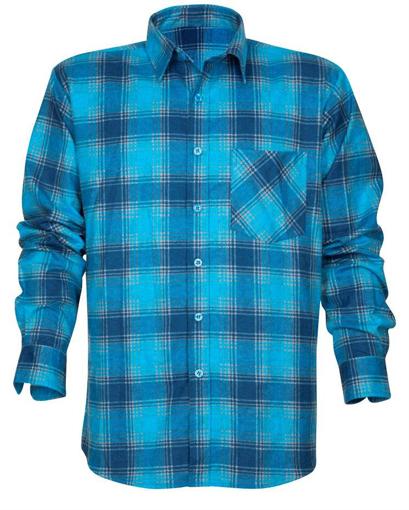 Obrázek z ARDON URBAN Flanelová košile modrá