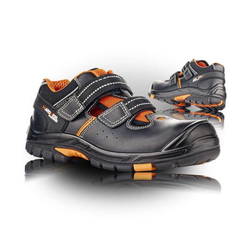 Obrázek z VM OREGON 2705-S1P Pracovní sandále